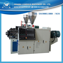 Sjsz Conical Twin Screw Extruder Made in China