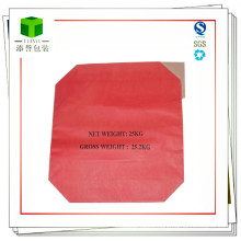 Kraft Valve Paper Bag for Quartz Powder