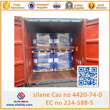 3-Mercaptopropyltriméthoxysilane Silane No CAS 4420-74-0