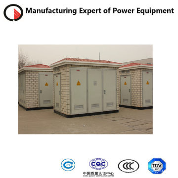 Subestación tipo caja con nueva tecnología y buen precio