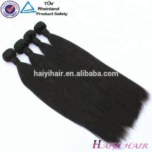 Großhandelspreis Volles Häutchen Dicken Enden Unverarbeitete 100 Cuticle Virgin Peruvian Hair