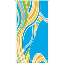 Цветное чистящее полотенце из микрофибры высокого качества (BC-MT1018)