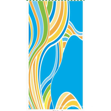 High Quality Colorful Microfiber Cleaning Towel (BC-MT1018)