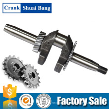 Shuaibang Custom Made In China Good Quality Gasoline Water Pump Wp30 168F Crankshaft
