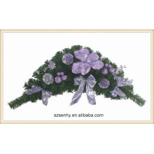 Artificial christmas wreaths decoration artificial flower