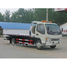 JAC 4x2 platform wrecker,used wrecker tow trucks for sale