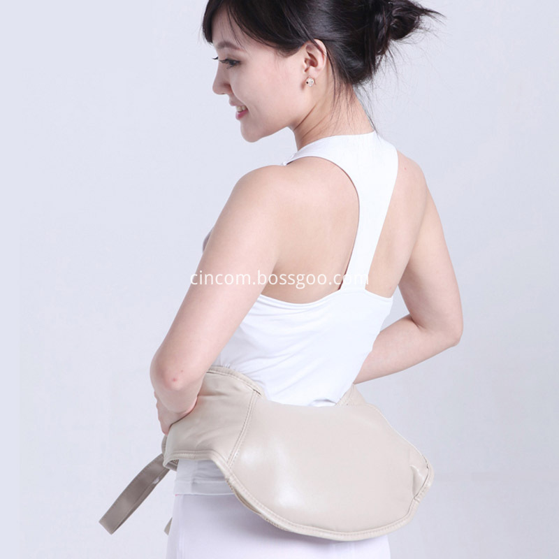 Back Tapping Massage Belt