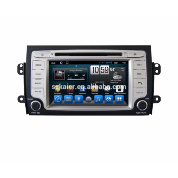 7 inch car dvd player auto radio 2 din dvd gps for Suzuki SX4 2006-2011