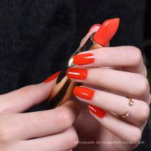 Nagel-Gebrauchs-Nagellack-Gel färbt Nagel-Gel-Polnisch