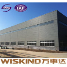 Modern Design Structure of Steel Structure Building (wsd2016)