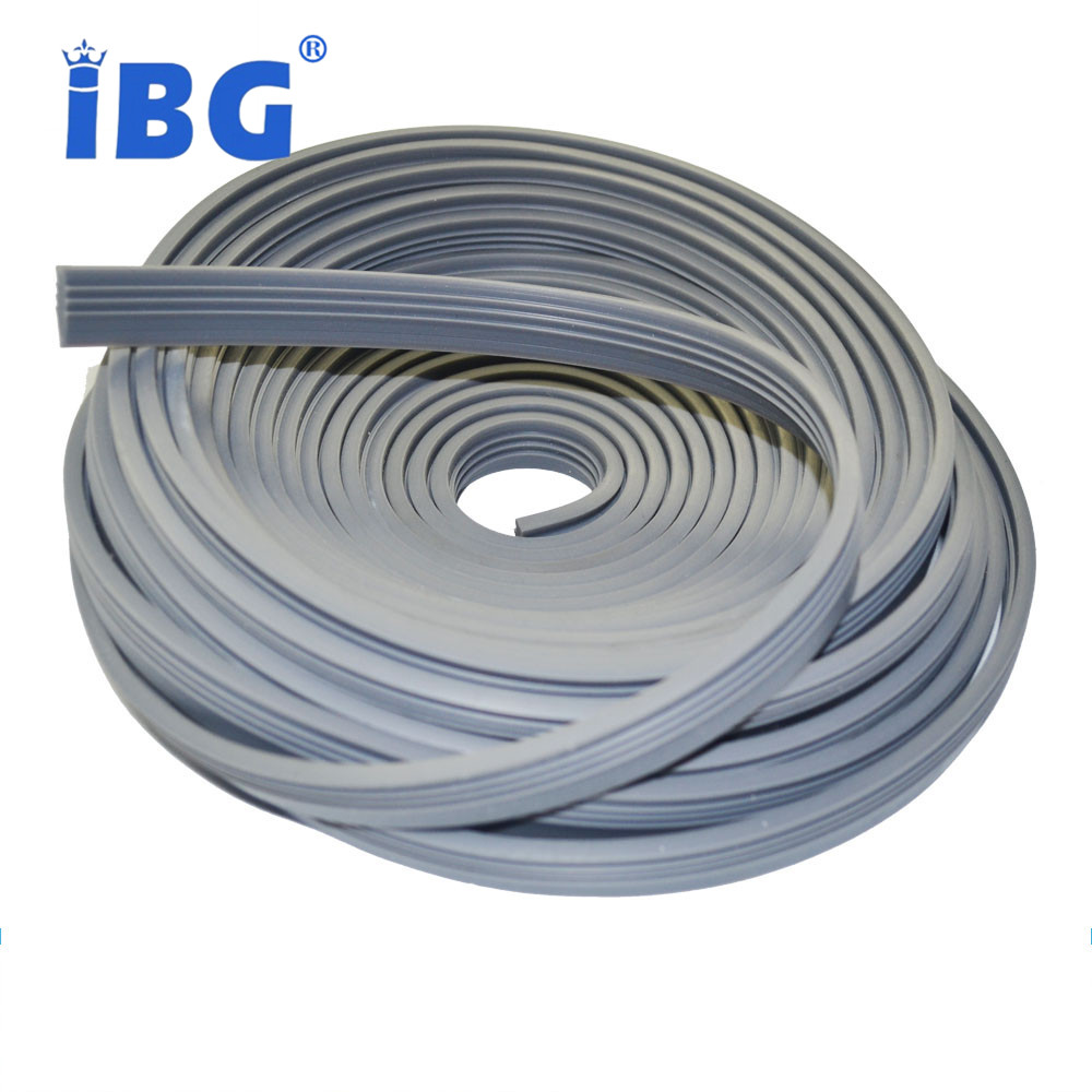 China silicone rubber gasket strip for street lamp high