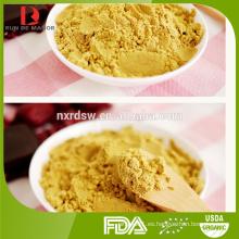 China De alta calidad orgánica FD goji polvo de baya / polvo liofilizado