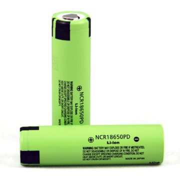 Компания Panasonic NCR18650PD Санио 2900mAh 10А