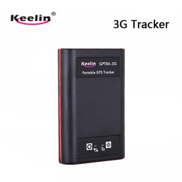 GPS tracking device with WCDMA/GSM/GPS