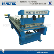 PPGI GI ridge cap roll forming machine