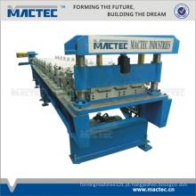 Máquina de prensagem de cumeeira PPGI GI
