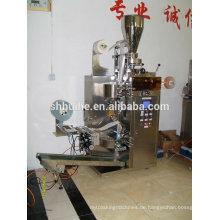Shanghai automatische Thread Label Teebeutel Kaffeebeutel Verpackungsmaschine