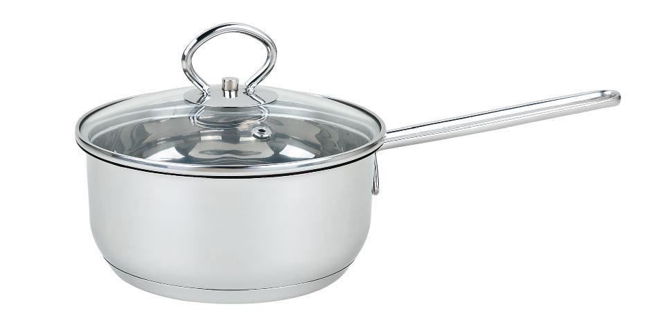 Milk Pot Stainless Steel