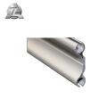 Perfil keder de alumínio com design livre