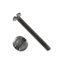 Steel Slotted Cheese Slotted Head Screw