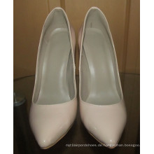 Mode High Heel Classica Pumps Kleid Schuhe (HCY02-1691)