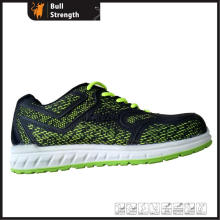 Sport Style PU/TPU Injection Low Cut Safety Shoe (SN5420)
