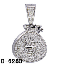 High Quality Imitation Jewelry 925 Sterling Silver Pendant