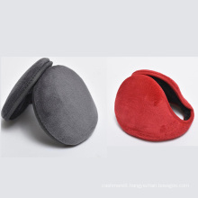 Korean version of the winter solid color  earmuffs thicker Earmuffs Winter