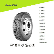 Annaite Radial Truck Tire/TBR Tire (12.00R20, 315/80R22.5)