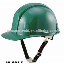 Casco de seguridad con material de PVC / ABS