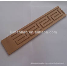 solid wood living room decorative sculpture moulding