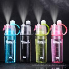 Eco Friendly Portable Plastic Water bowmore  Spray Bottles Empty