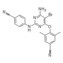 Etravirine (TMC125) 269055-15-4