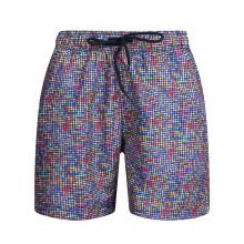 Trajes de baño europeos Ropa de playa Pantalones cortos de traje de baño para hombre