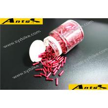 ANTS Wire Kernkappe Linie Endrohr Brake Line Shift Line bunte Aluminium Zubehör