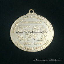 Znic personalizado liga medalha de ouro medalha linda medalha moderno