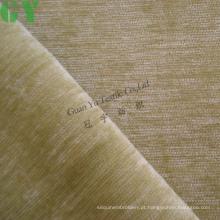 Tecido de sofá/cortina/estofa de chenille Jacquard (G43-348)