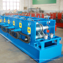 Usine de vente de machines de construction cz purlin acier machine de moulage