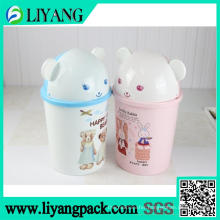 Cute Cartoon Design, Heat Transfer Film for Trash Bin