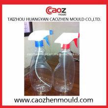 Moule à bouteille à pulvérisateur à injection haute qualité en plastique