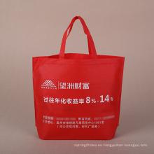Nuevo bolso de compras no tejido profesional de Eco del diseño