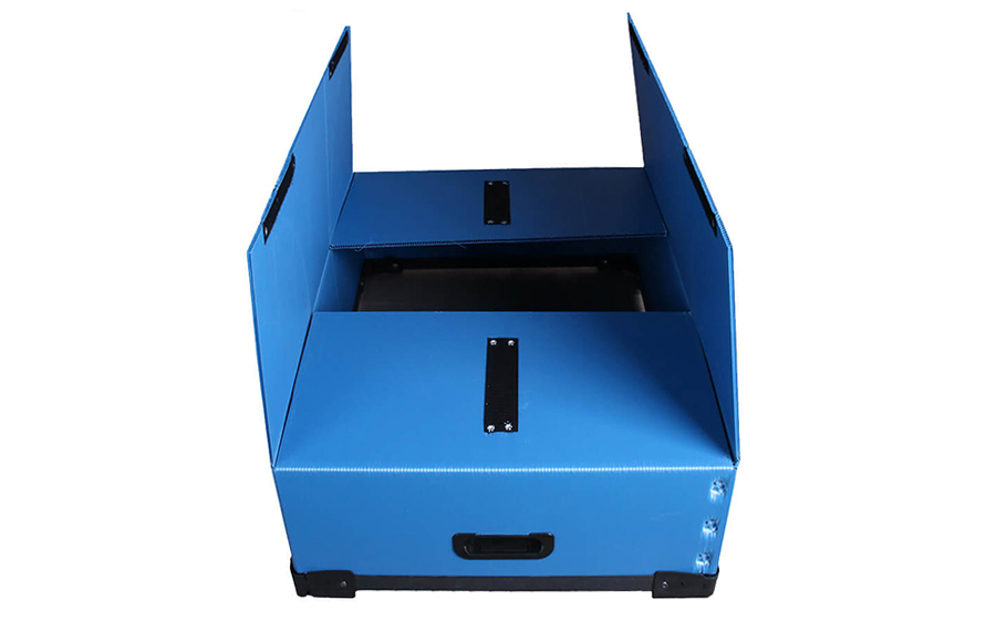 PP Folding Corrugated Plastic Box