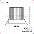 Fabrik Preis 36W Einbau LED Downlight für Fashion Shop LC7212k