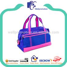 Promotional fashion design sport shoulder bag small for kids