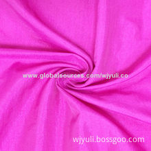 70 x 70D Nylon Taffeta Fabric, 100% Nylon, Down-proof, for Jacket and Leisure Clothes