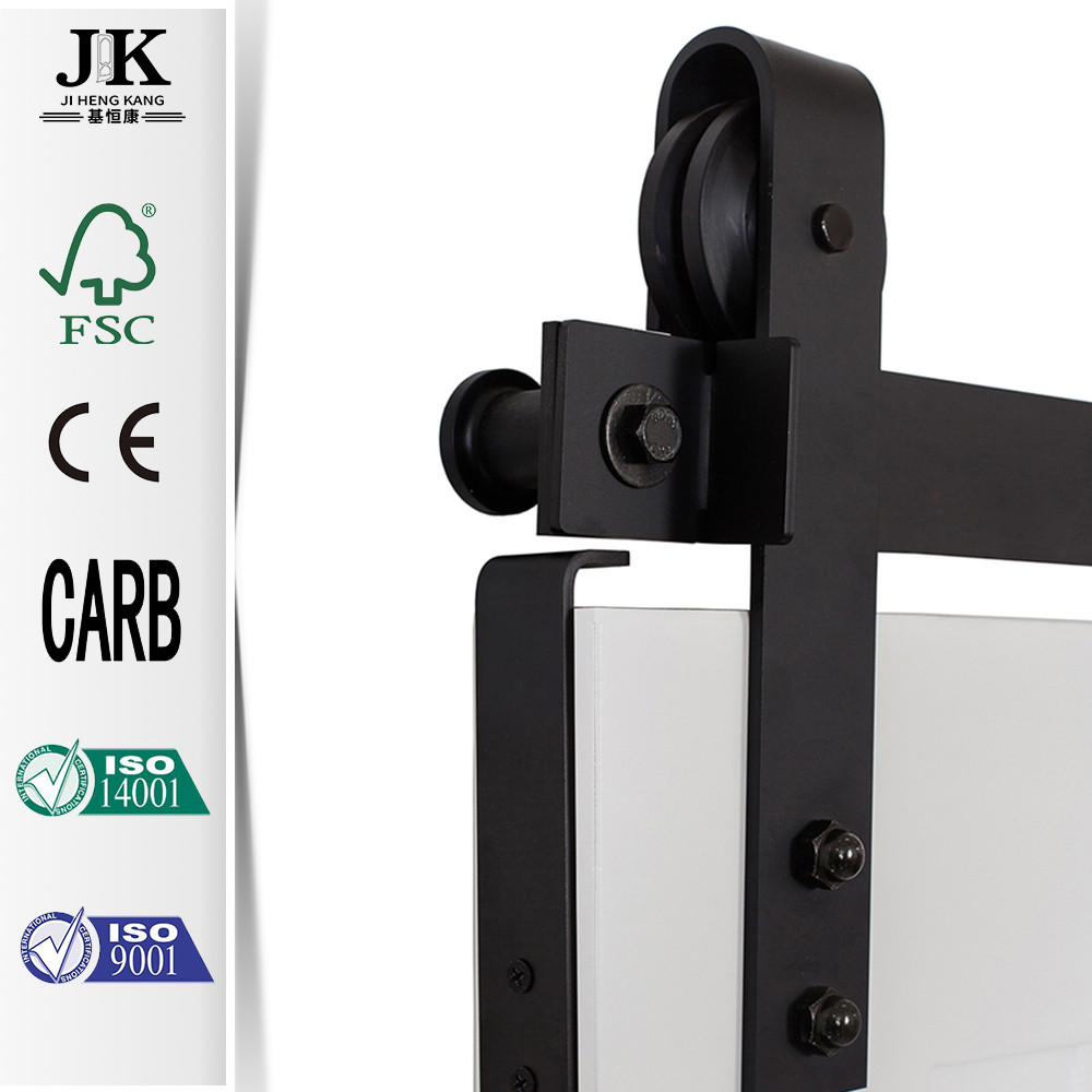 JHK-006-1 2 Panel Design Cheap Door Sliding Barn Door For Bathroom Buy Sliding Door