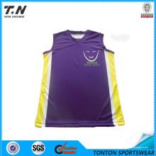 Camiseta de baloncesto personalizado Ncaa 05