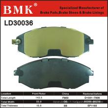 Plaquettes de frein de haute qualité (LD30036)