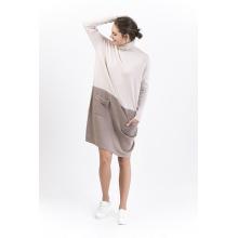 Women′s Fight Turtleneck Sweater