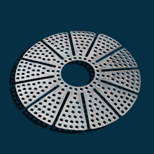 10 Years for Stainless Steel Round Disk Elaborate Stainless Steel Disk supply to South Africa Importers